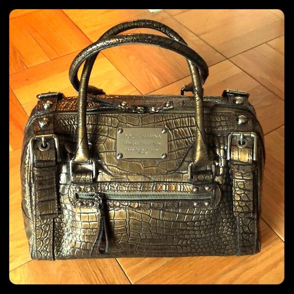 b42b75918d5 Dolce & Gabbana Bags | Dolce And Gabbana Handbag Gently Used | Poshmark